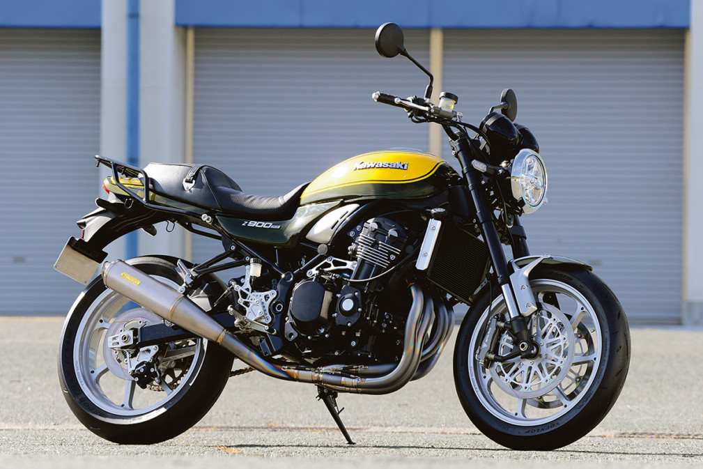 Z900RS by ビトーR&D