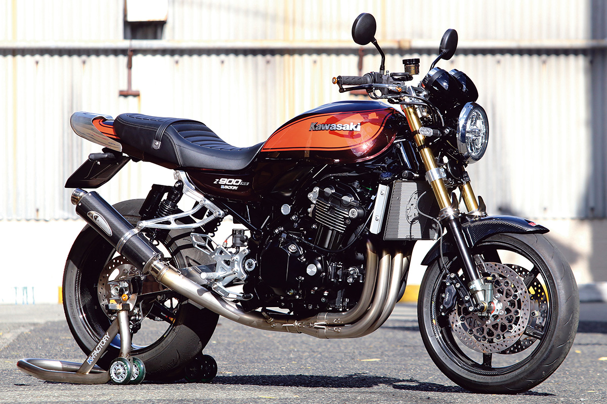 Z900RS by Kファクトリー