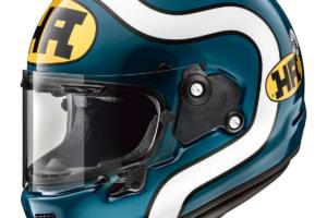アライヘルメット RAPIDE NEO HA ブルー