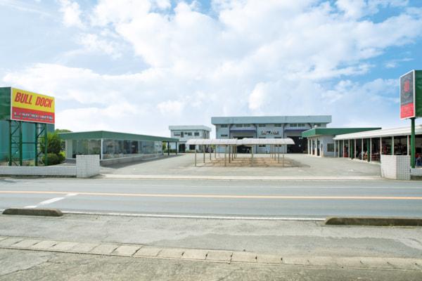 ブルドック 栃木県足利市のカスタムバイクショップ