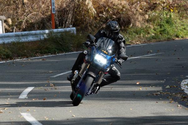 ブルドッカータゴス GPZ900Rに乗る田子敏幸氏