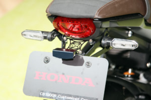 HONDA CB1000R Customized Concept フェンダーレス
