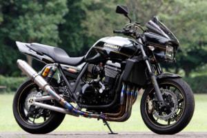 ZRX1200DAEG by バグース! モーターサイクル