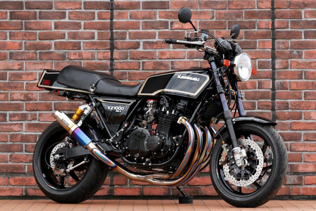 Z1000MkⅡ by ブルドック