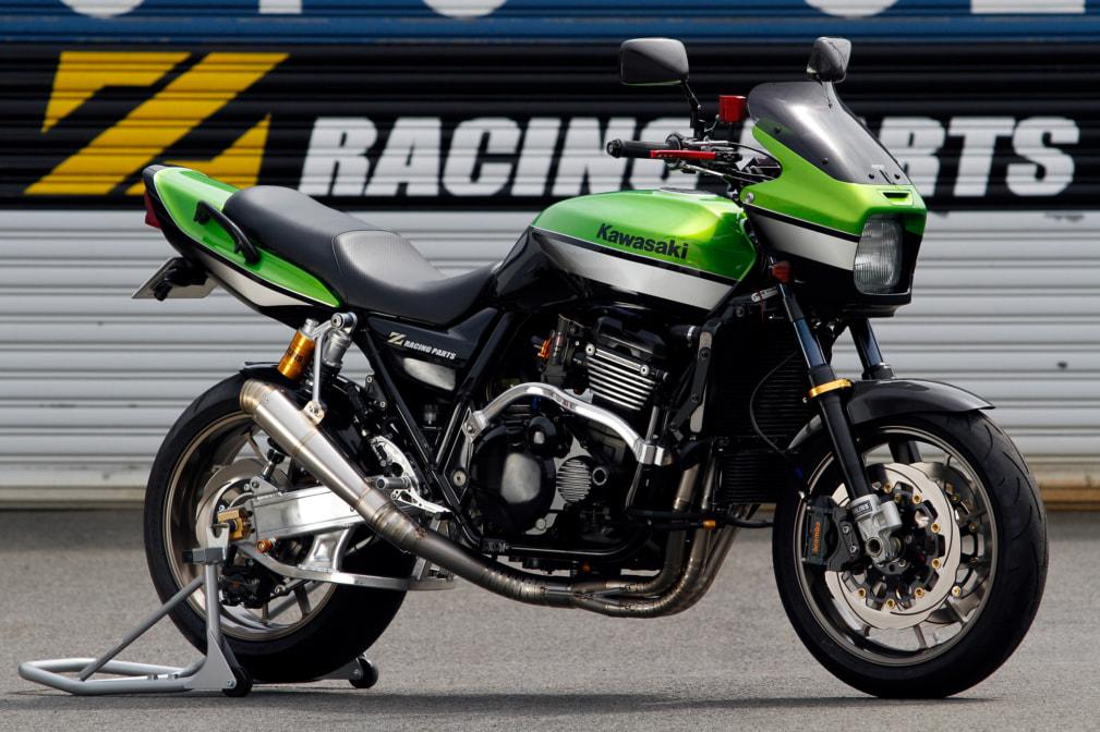 KAWASAKI ZRX1200R by Zレーシングパーツ