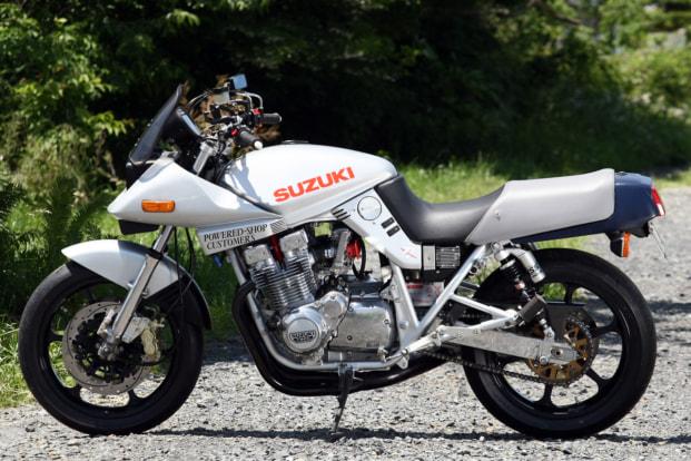 GSX1100S KATANA by パワードショップカスタマーズ