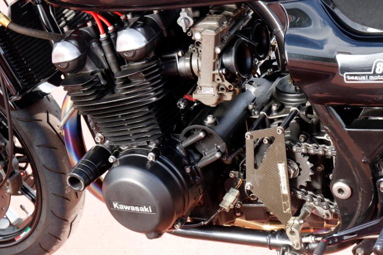ZEPHYR750 by バグース! モーターサイクル エンジン