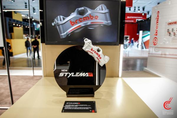 ブレンボがハイエンドスポーツ専用モデルStylema™ Rを初公開