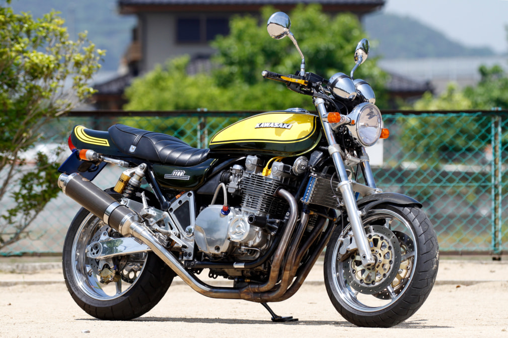 ZEPHYR1100 by カスタムショップB