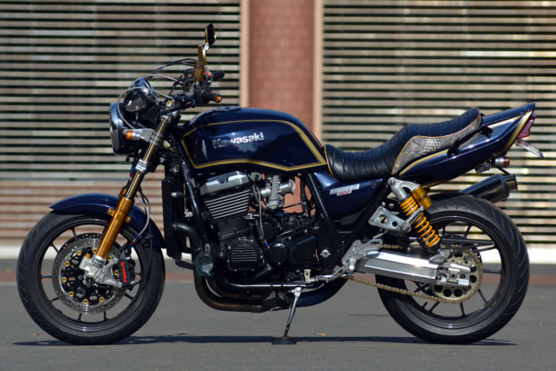 ZRX1100Ⅱ by サムライガレージ