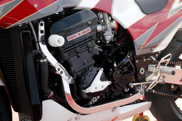 GPZ900R by トレーディングガレージ・ナカガワ エンジン