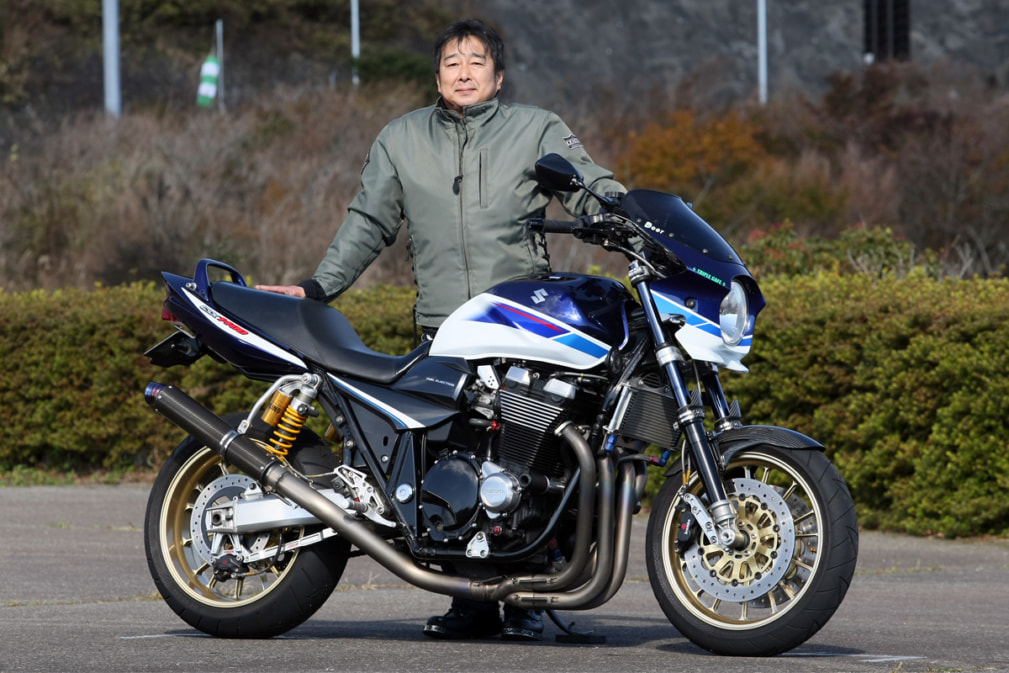 GSX1400 by ONO(神奈川県)