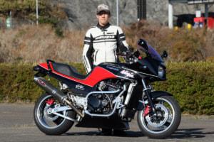 GPZ900R by てづ@GPZ900R(長野県)