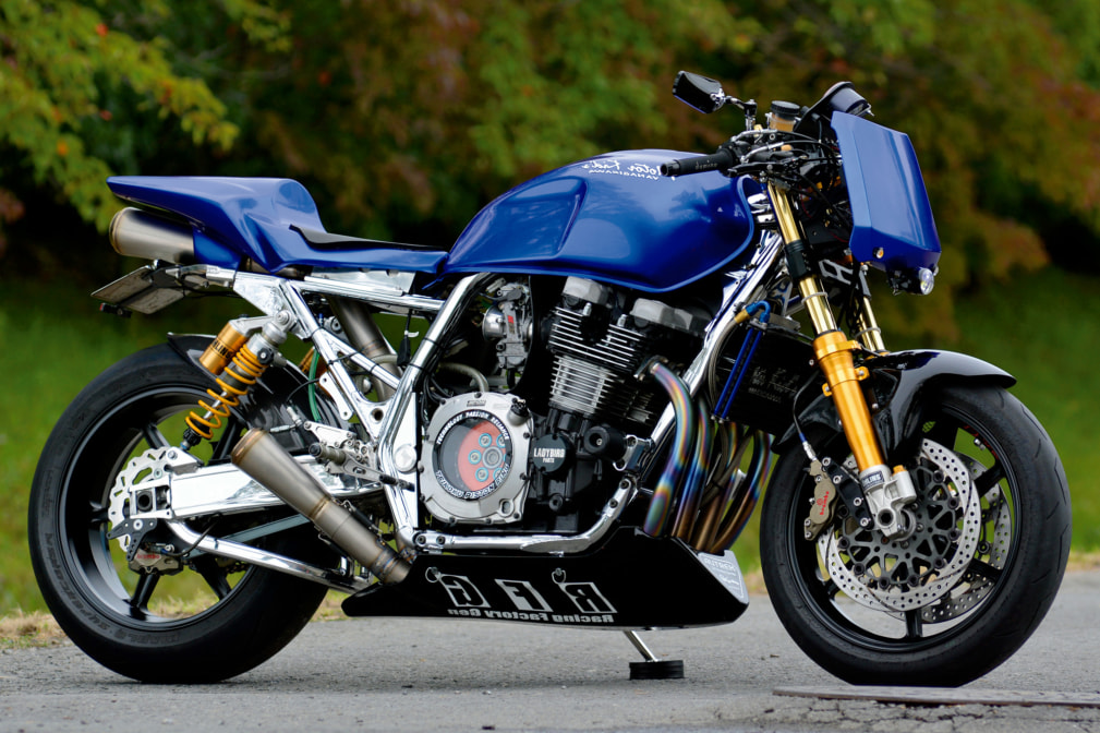 XJR1300 by モーターキッズ柳澤