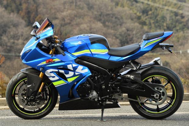 GSX-R1000R by マジカルレーシング