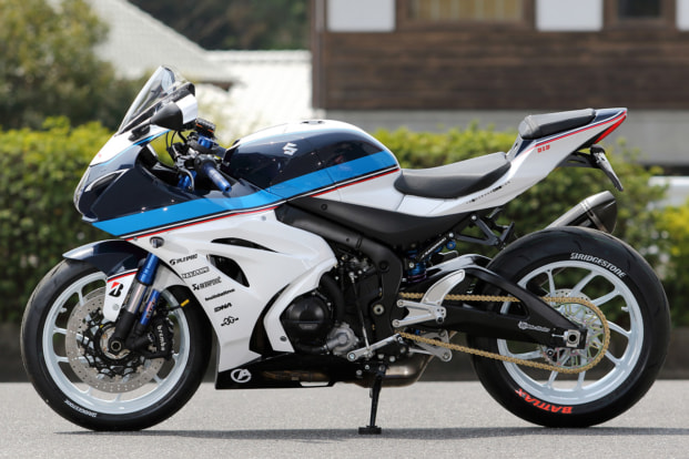 GSX-R1000R by アクティブ