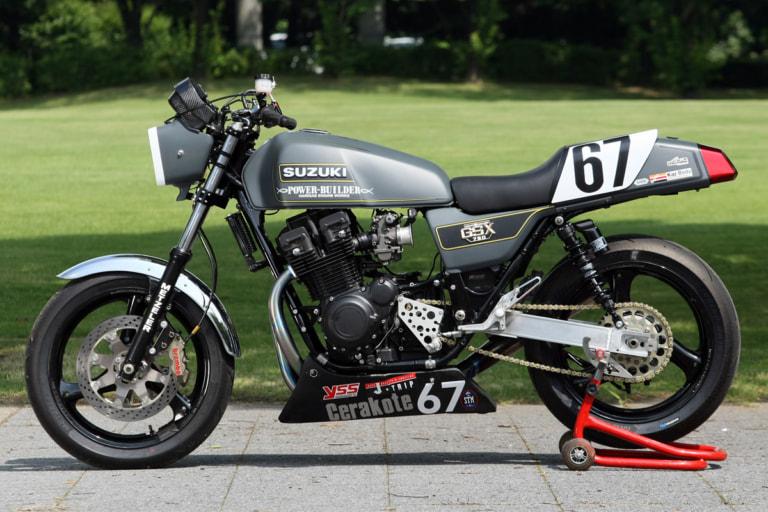 GSX750E by パワービルダー