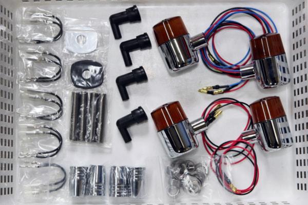 ウインカー交換の基本手順 ポッシュ製車種専用フルキット