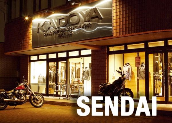 KADOYA 仙台店