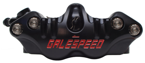 GALE SPEED Elaborateフロントキャリパー4ピストン