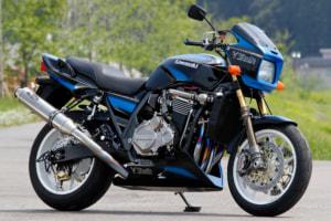 ZRX1200R by ウィリー