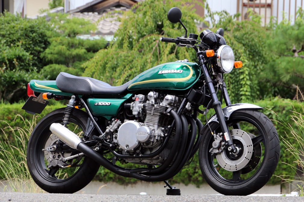 Z1000 by SDブロス モーターサイクル