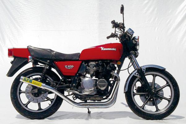 RPM Z400FX用マフラー
