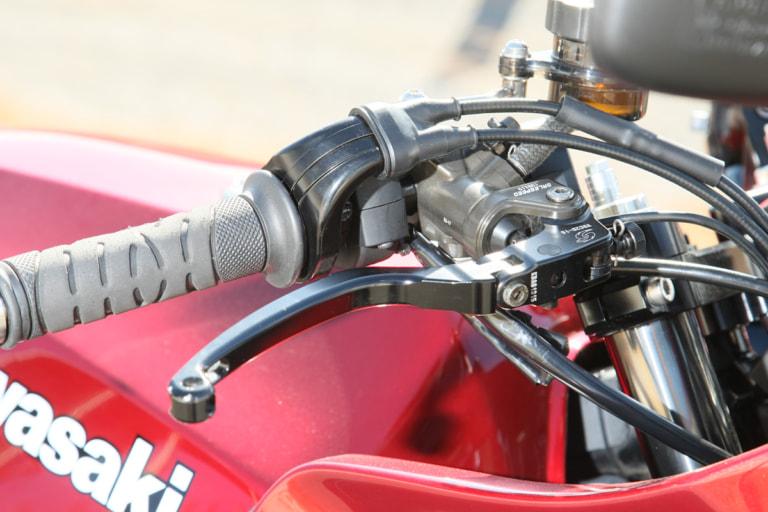 GPZ900R by ブルドッカータゴス ブレーキマスター