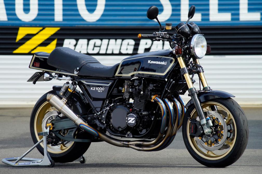 Z1000MkⅡ by Zレーシングパーツ