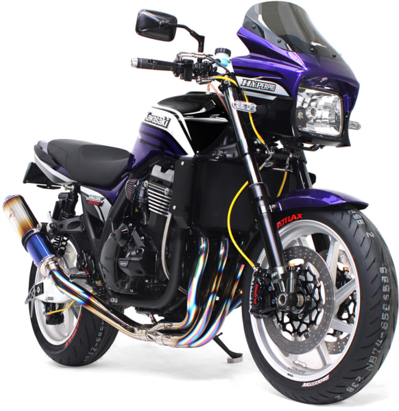 "ZRX1200ダエグ ""SUPERSPORT PACKAGE"""