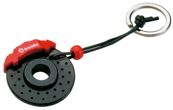 ブレンボ キーホルダー(4輪ブレーキシステム)