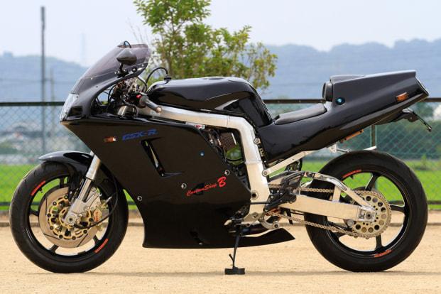 GSX-R1100 by カスタムショップB