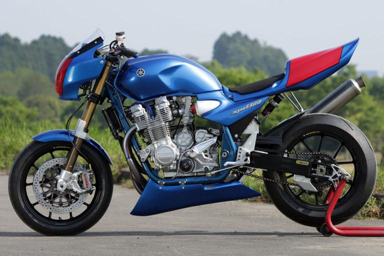XJR1300 by ウィリー