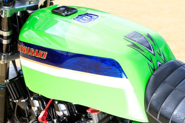 Z1000R by カスタムショップB