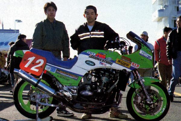 忍者オーナーズクラブ GPZ900R