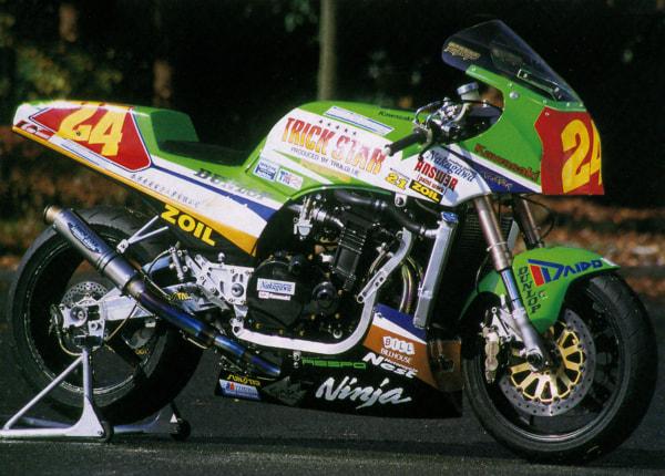 トリックスター&TGナカガワ GPZ750R