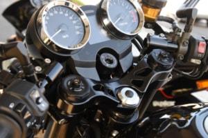 ウッドストック Z900RS用セパレートハンドルキット