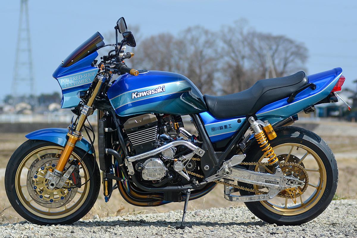 ZRX1200R by パワードショップカスタマーズ