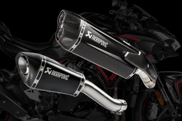 アクラポビッチ Kawasaki Z H2用スリップオンライン