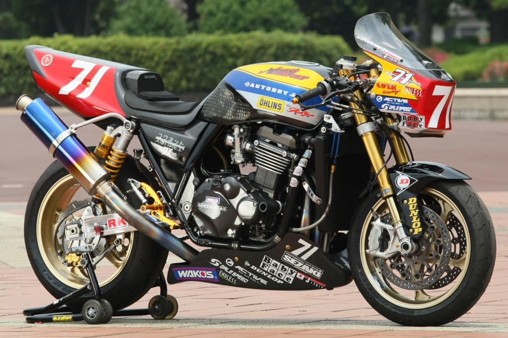 AUTOBOY&TeamJP.松下ヨシナリ:ZRX1200S