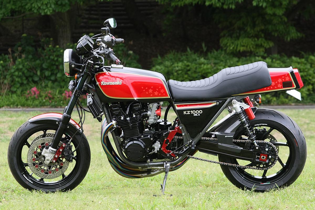 Z1000MkⅡ by バグース! モーターサイクル