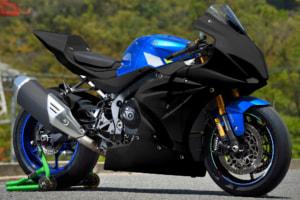 マジカルレーシング 2017- GSXR1000 レーシングボディーワーク