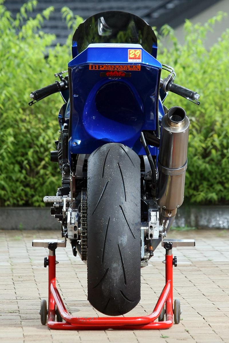 POWER BUILDER 鉄輪:GPZ900R