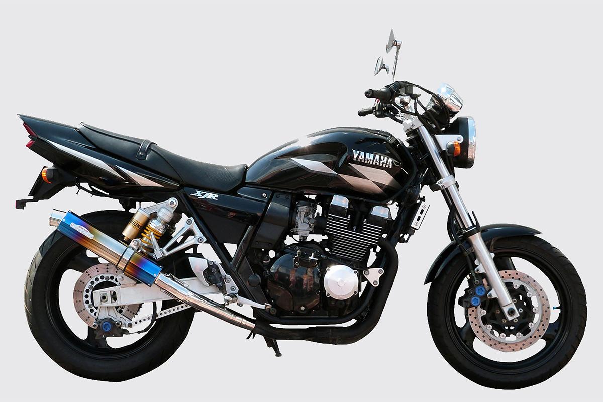 サンセイレーシングZNIC YAMAHA '01〜 XJR400Rリアエキゾースト