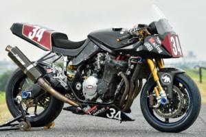 レーシングチーム刀鍛冶:GSX1100S KATANA