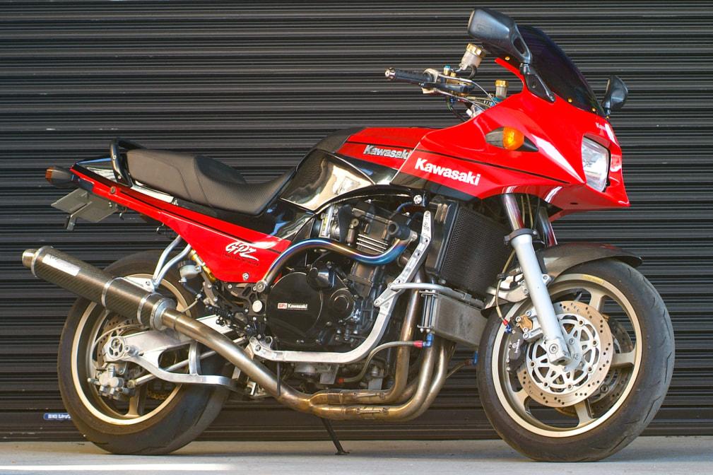 GPZ900R by スピードテック