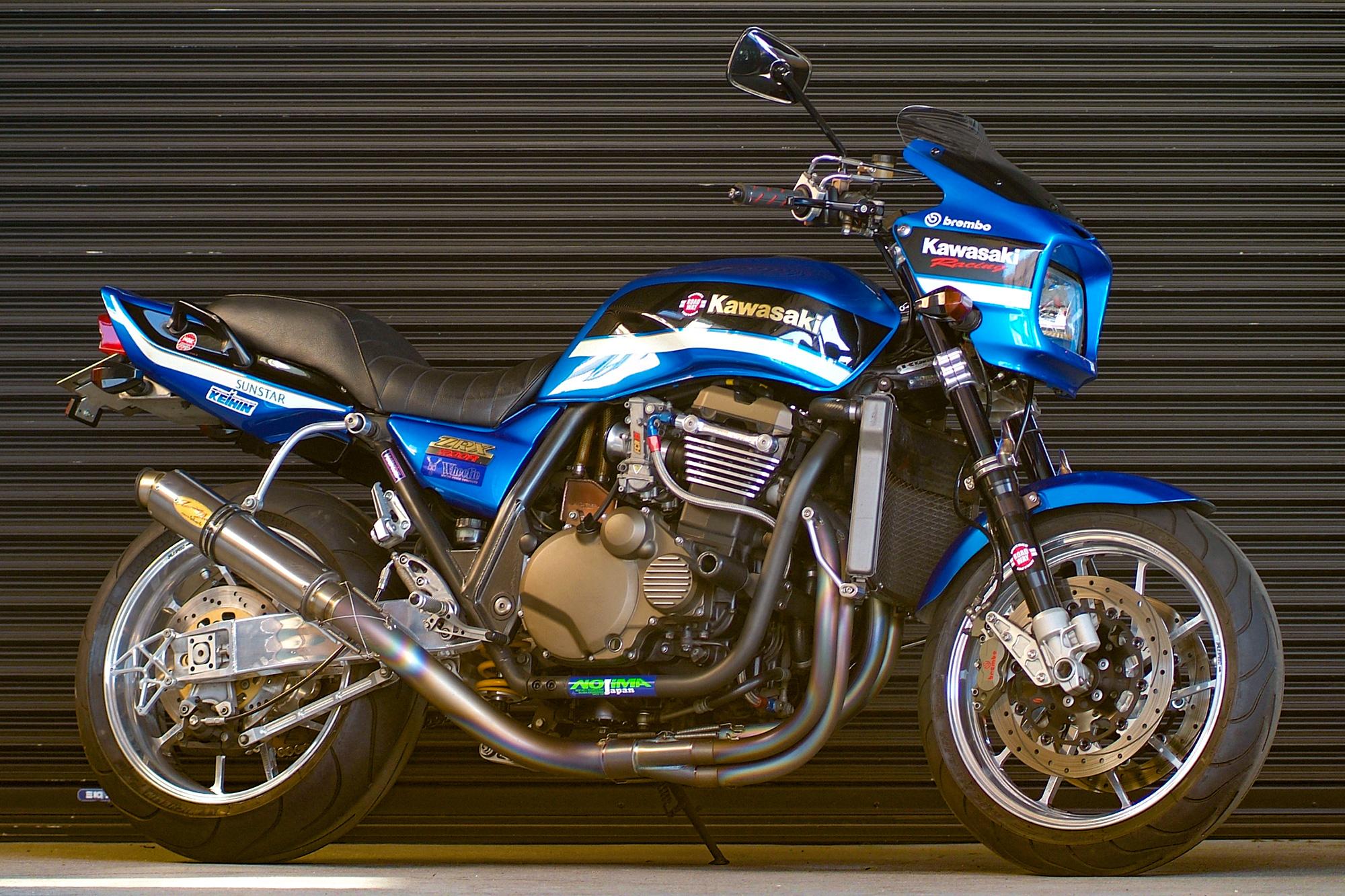 ZRX1200R by スピードテック