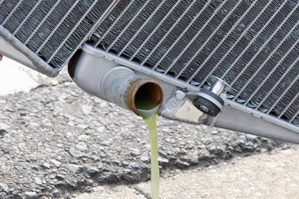 冷却水のメンテナンス