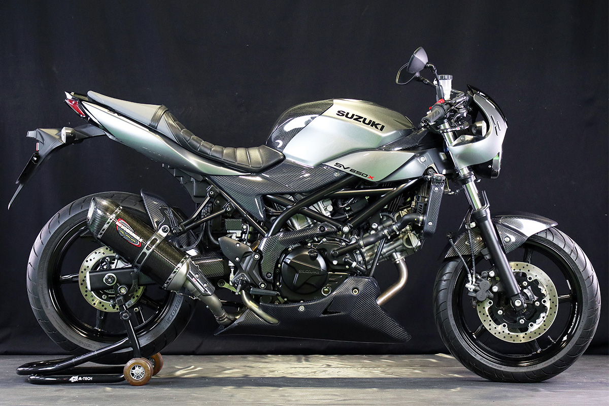 SV650X by エーテック