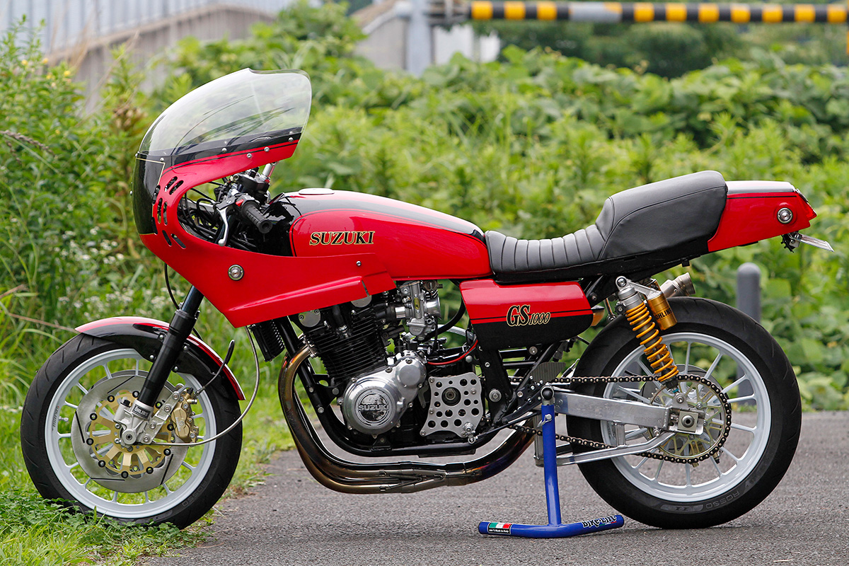 GS1000E by バグース! モーターサイクル